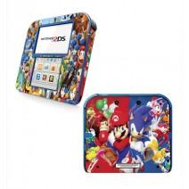 Mario Bros/Sonic